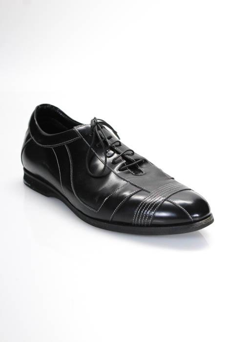 Dalliy - Cordones de zapatos hombre negro d BG9PVLuhT