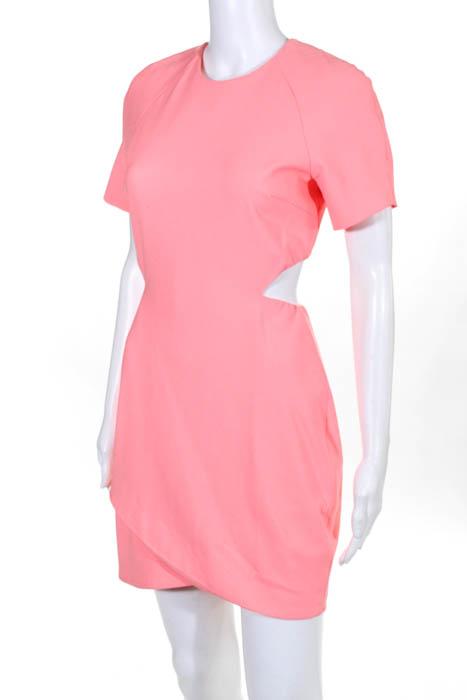e42a4c1d Elizabeth and James Pink Skylyn Sheath Dress Size 6 $365 10238859 | eBay