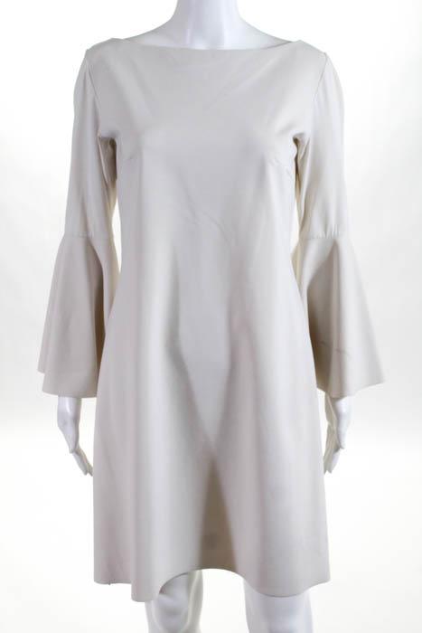 Chiara-Boni-La-Petite-Robe-White-Natalia-Hourglass-Dress-595-Size-EUR-48-104745