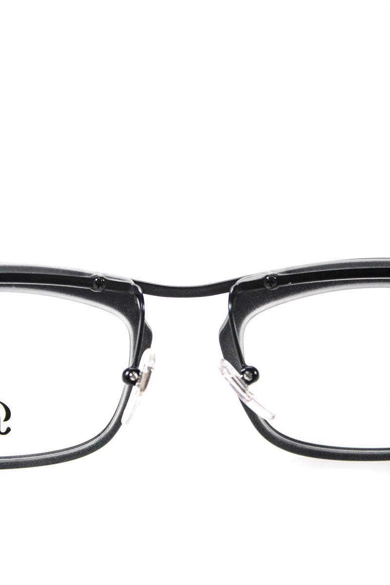 1a68696c7a Persol Unisex Glasses Frames 3084 V Black Metal  212 NEW