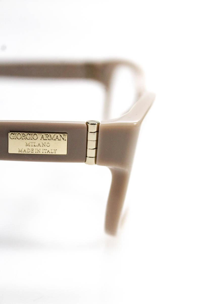 fd07113d8d1 Giorgio Armani Womens Eyeglasses Frames AR 7017-F 5117 Beige  214 ...