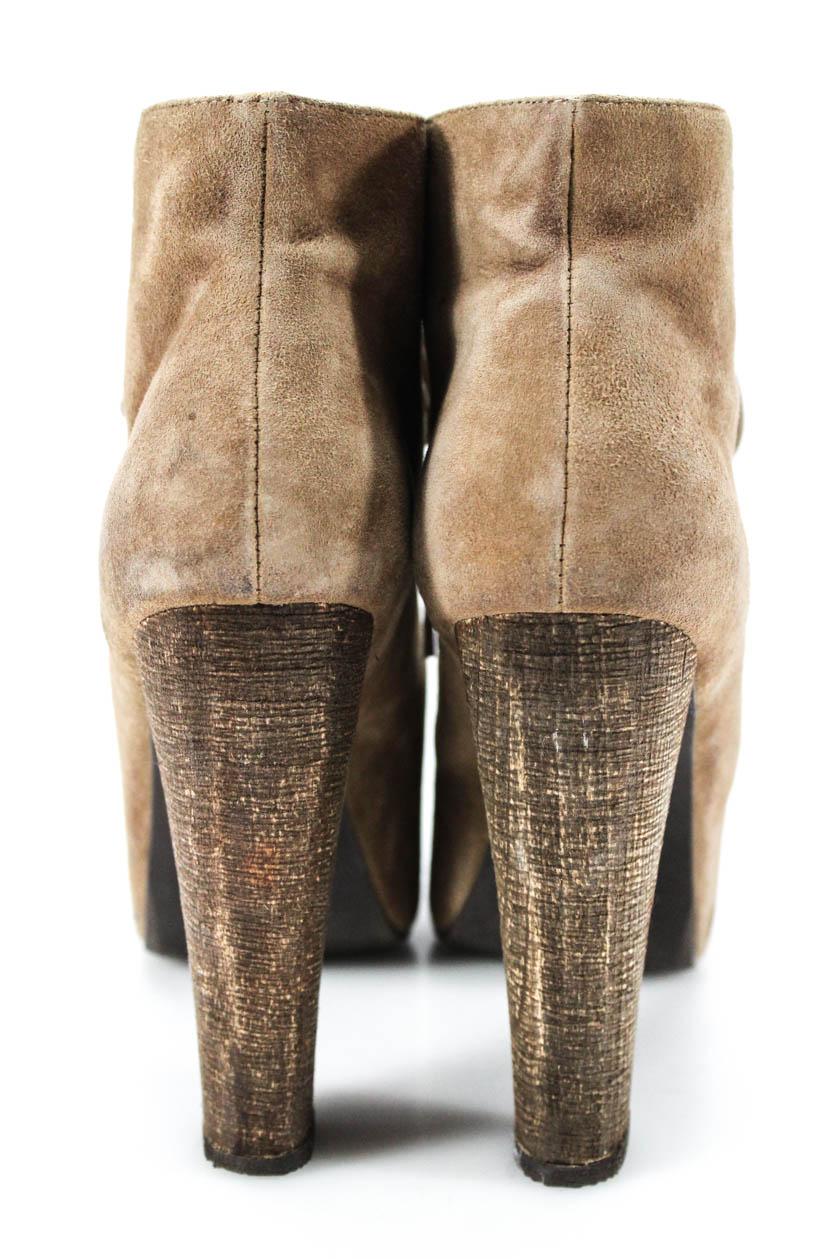 Havana Last Jeffrey Campbell Womens Booties Boots High