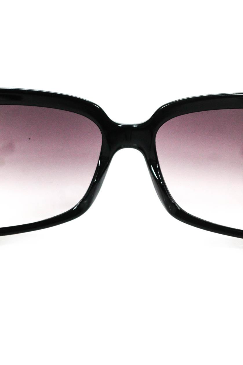 131afa5324aa4 Oliver Peoples para mujer Gafas de Sol Negro Ombre Lente Rectangular ...