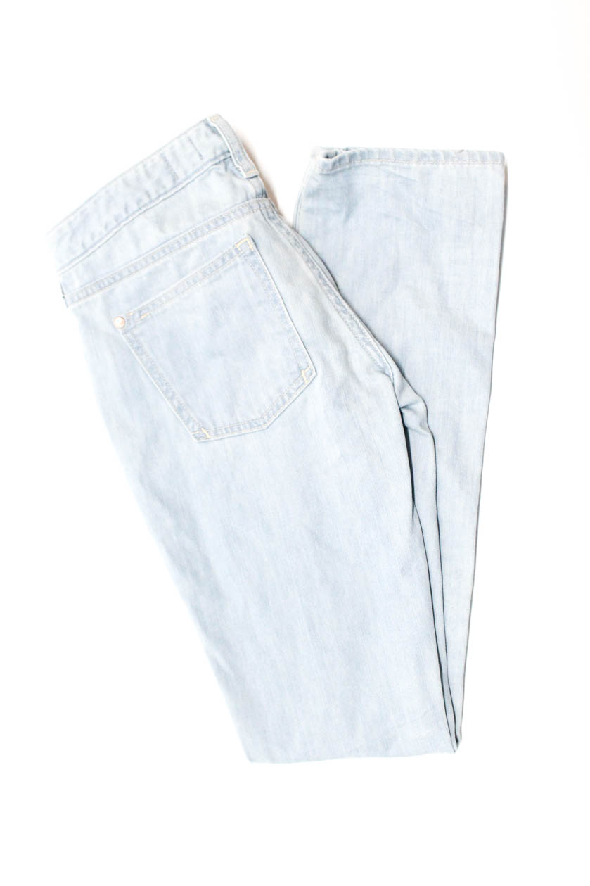 41cca92b17b Pilcro and the Letterpress Anthropologie Womens Skinny Jean Light Wash Size  25