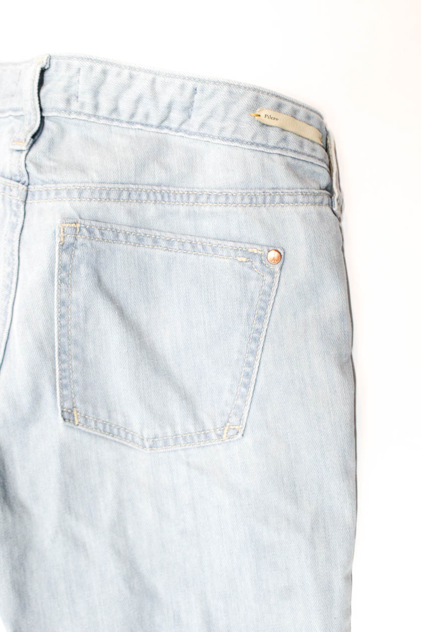 c74b926a51b Pilcro and the Letterpress Anthropologie Womens Skinny Jean Light ...