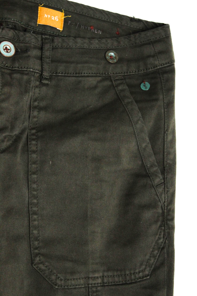 305bf7d3233 Pilcro and the Letterpress Anthropologie Womens Skinny Leg Jeans ...