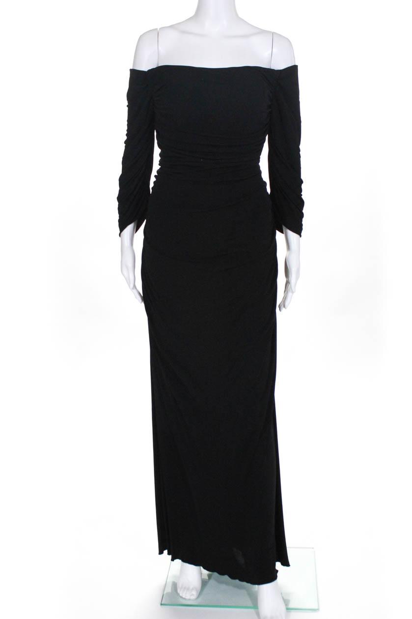 Badgley  Mischka para mujer Belle del baile Vestido de Gala Vestido Negro Talla 10 11554553  tomar hasta un 70% de descuento