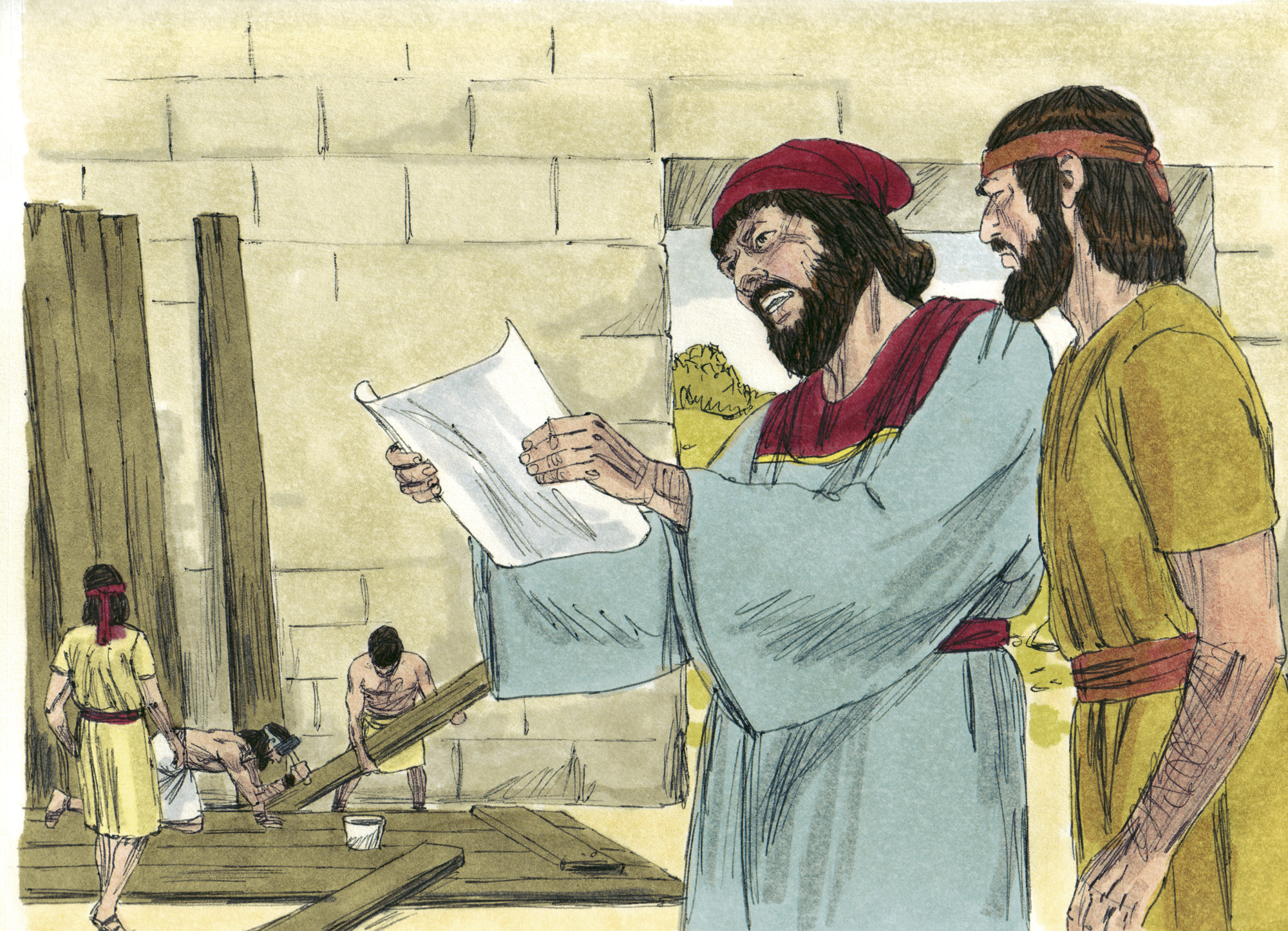 Nehemiah — unfoldingWord