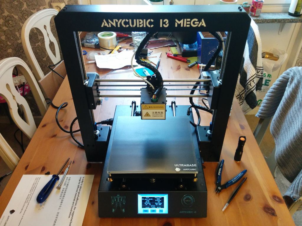 AnyCubic I3 Mega 3D Printer Review - Page 3 - RC Groups