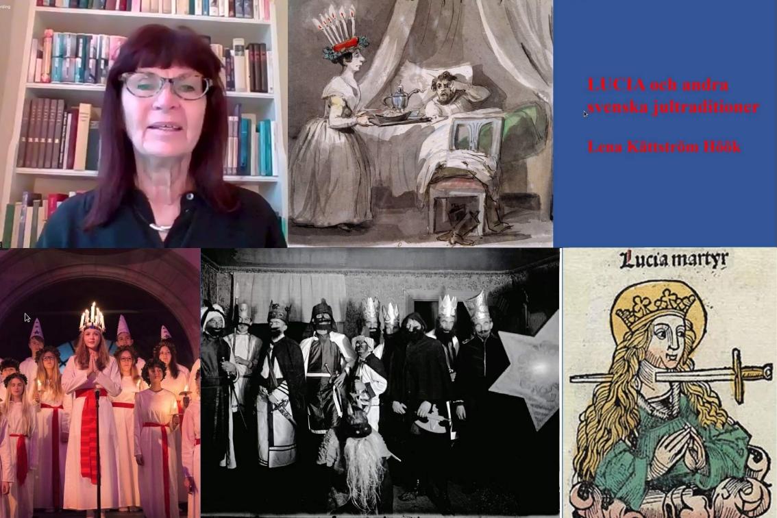 Люсія та інші шведські різдвяні тредиції з Лєною Шеттстрем Хеек