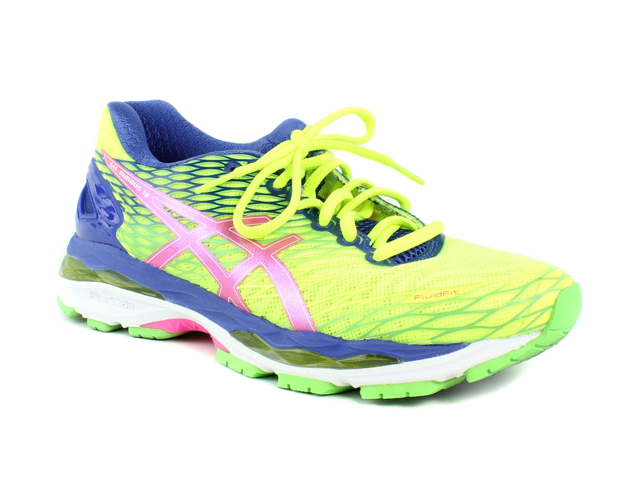 Asics Womens Gel Nimbus  Running Shoe