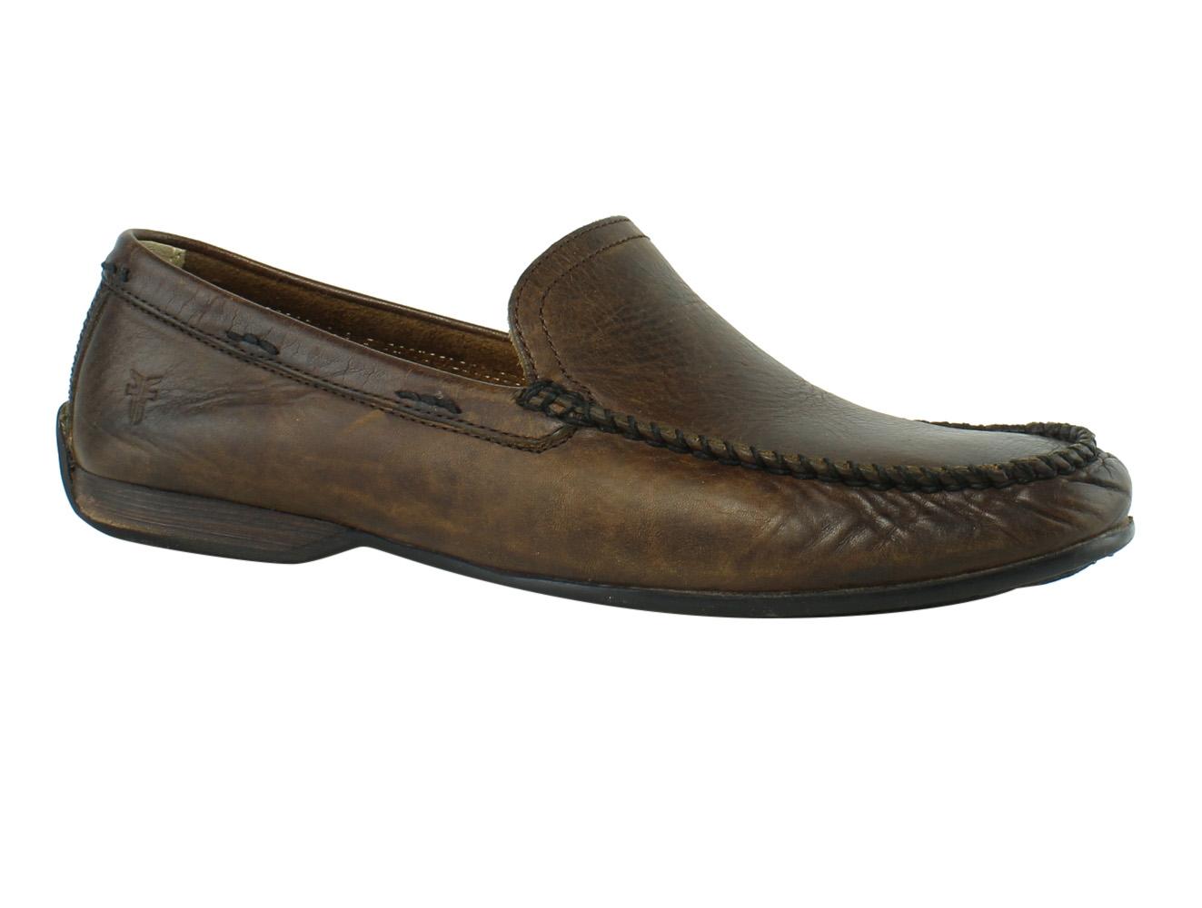Hombre Lewis Venetian Slip-On Tan 10 M US dIAXFtGkj