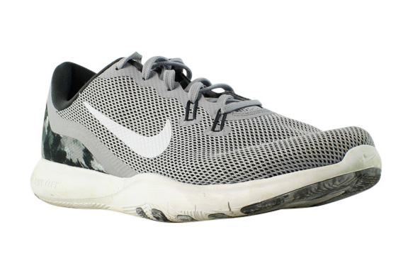 Nike Womens  gray Running Cross Training Shoes Size 9.5 (253937)
