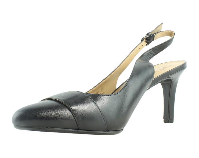 Naturalizer Womens Black Kitten Heels Heels Size 10.5 (258984)