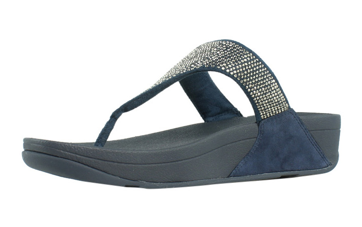 FitFlop-Womens-Slinky-Rokkit-Toe-Post-T-Strap-Sandals thumbnail 11