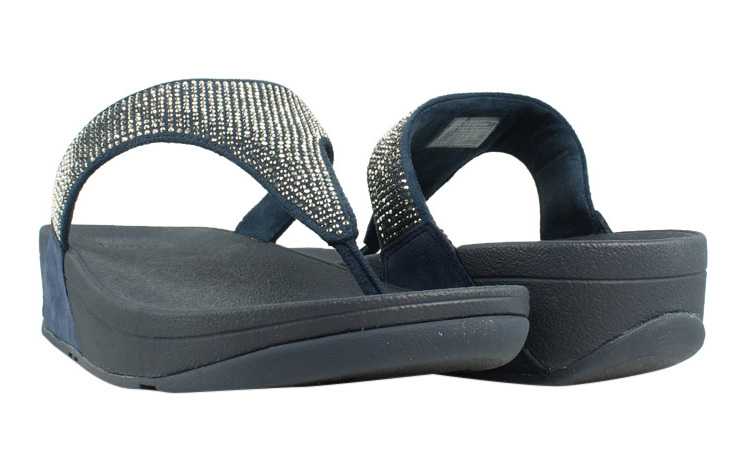 FitFlop-Womens-Slinky-Rokkit-Toe-Post-T-Strap-Sandals thumbnail 12