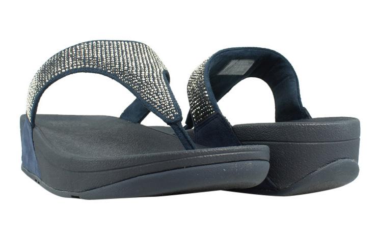 FitFlop-Womens-Slinky-Rokkit-Toe-Post-T-Strap-Sandals thumbnail 12