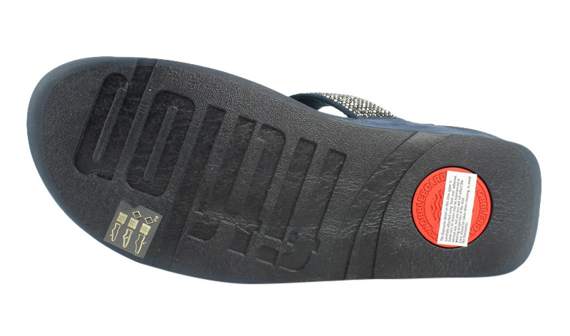 FitFlop-Womens-Slinky-Rokkit-Toe-Post-T-Strap-Sandals thumbnail 13