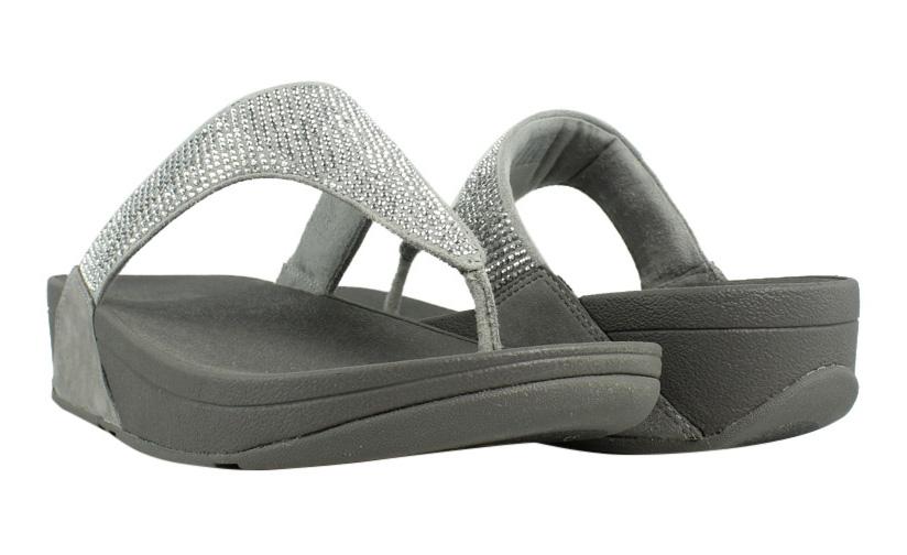 FitFlop-Womens-Slinky-Rokkit-Toe-Post-T-Strap-Sandals thumbnail 8