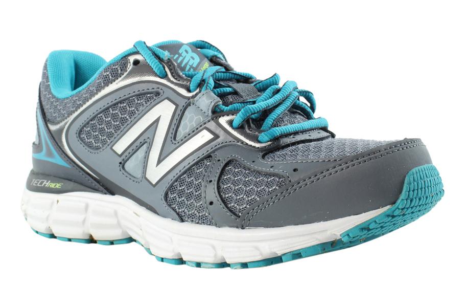 New Balance Womens  Gray Walking Hiking Trail Shoes Size 6.5 (262769)