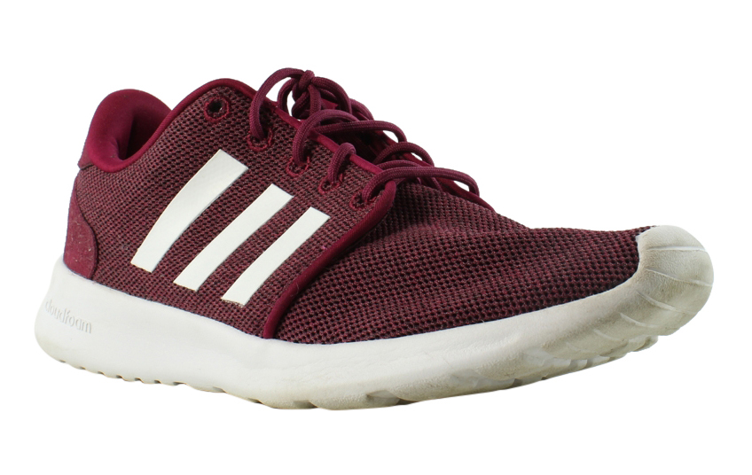 adidas Womens  Red Running Cross Training Shoes Size 8 New
