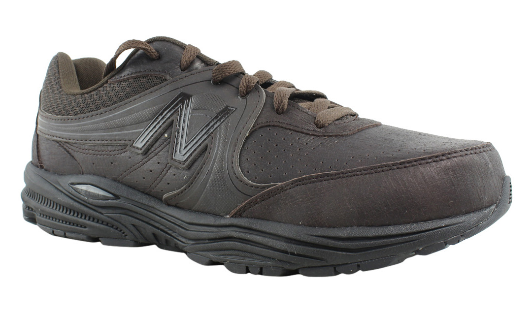 New Balance Mens MW840 Brown Walking Shoes Size 12 (280523)