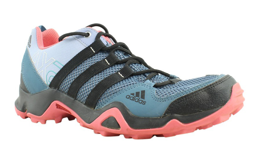 adidas Womens AX2 Prism Blue / Black / Super Blus Running Cross Training Shoes