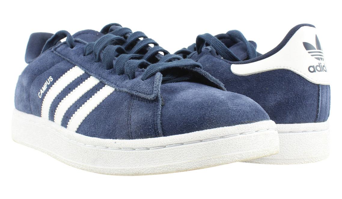adidas Mens  Blue Walking Shoes Size 10.5 (282383)