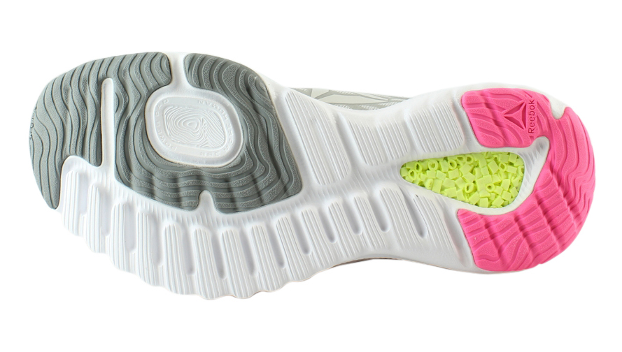 New Reebok Womens Reebok Osr Distance 3.0 Gray Running Shoes Size ... 7ffea9c6b