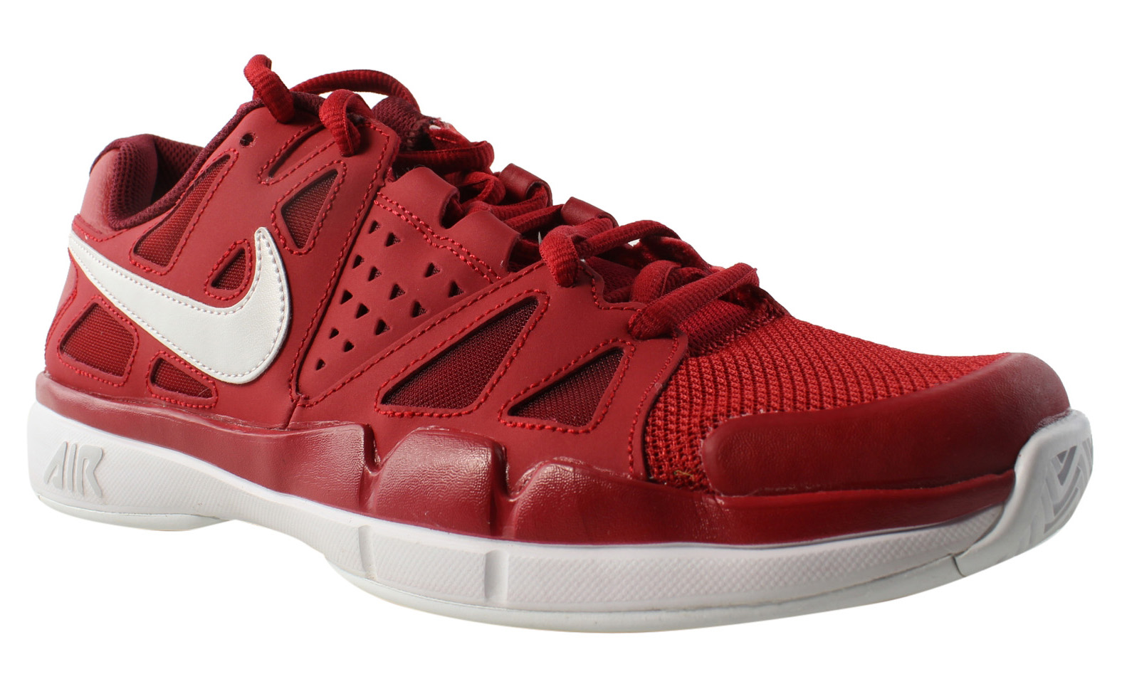 Nike Mens Air Vapor Advantage Red Running Shoes Size 10 (304471)