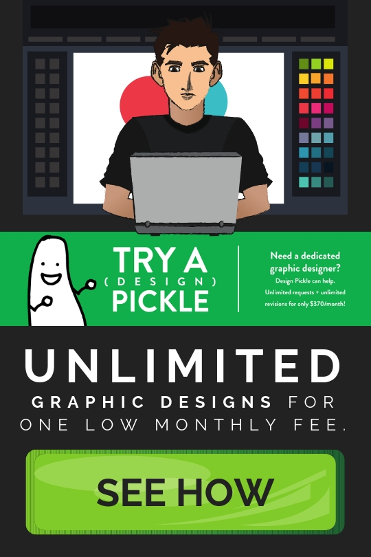 Ego-free graphic design service for a simple monthly flat rate.