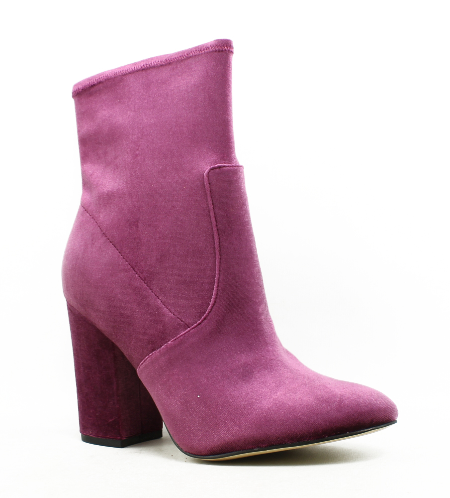 NEU Marc Fisher Damenschuhe MfNEUbie2 Merlot Fashion Stiefel Größe 9.5