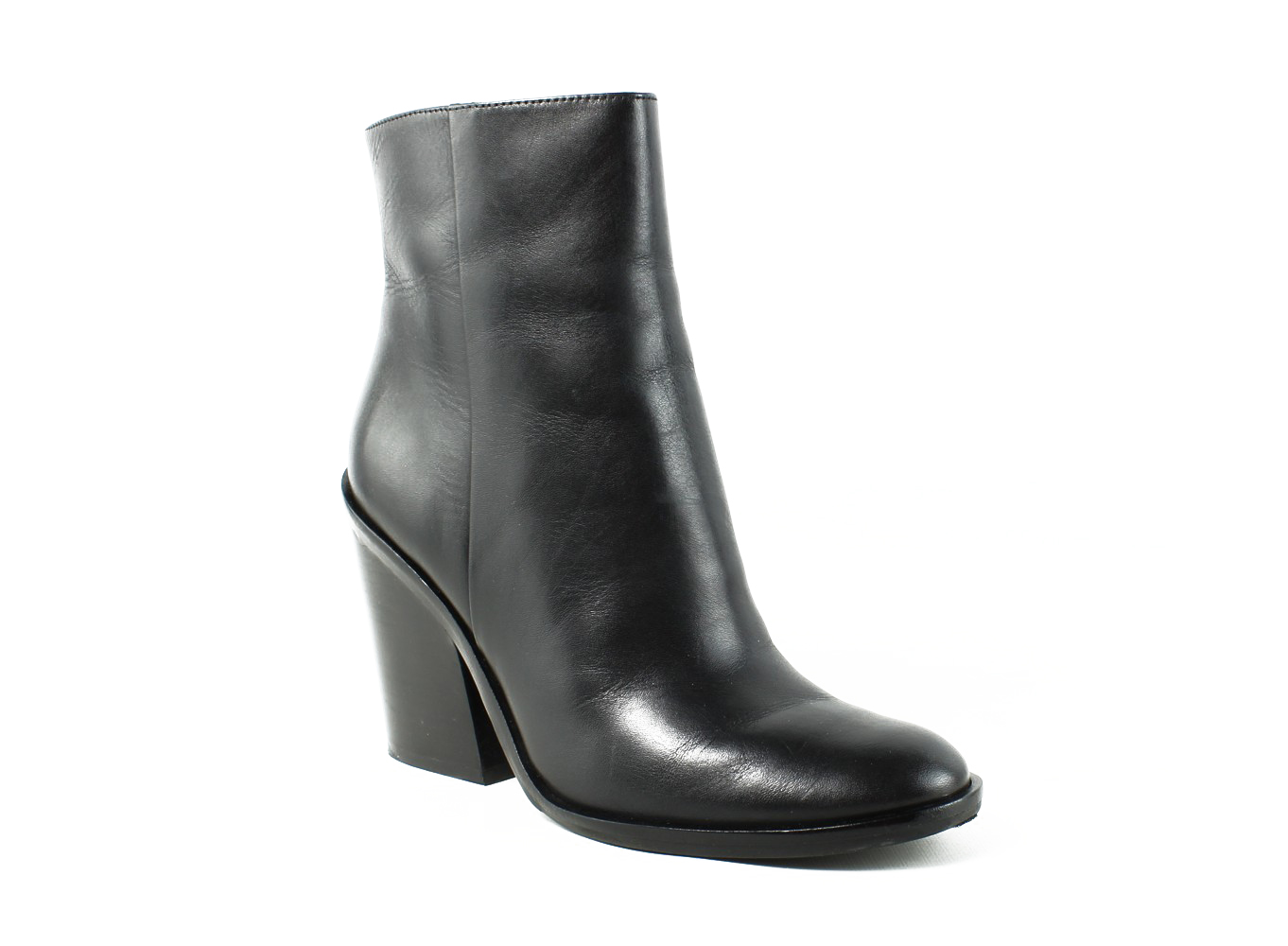 Marc Fisher Womens Black Fashion Boots Size 6.5 (310479)
