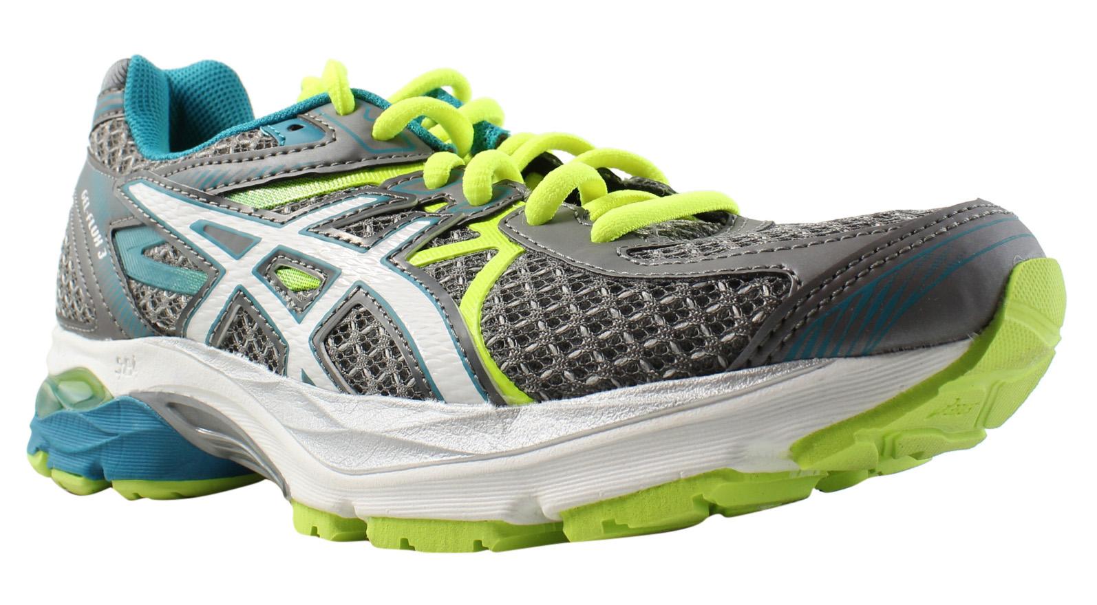 ASICS femmes  -  gris  Running  Chaussures