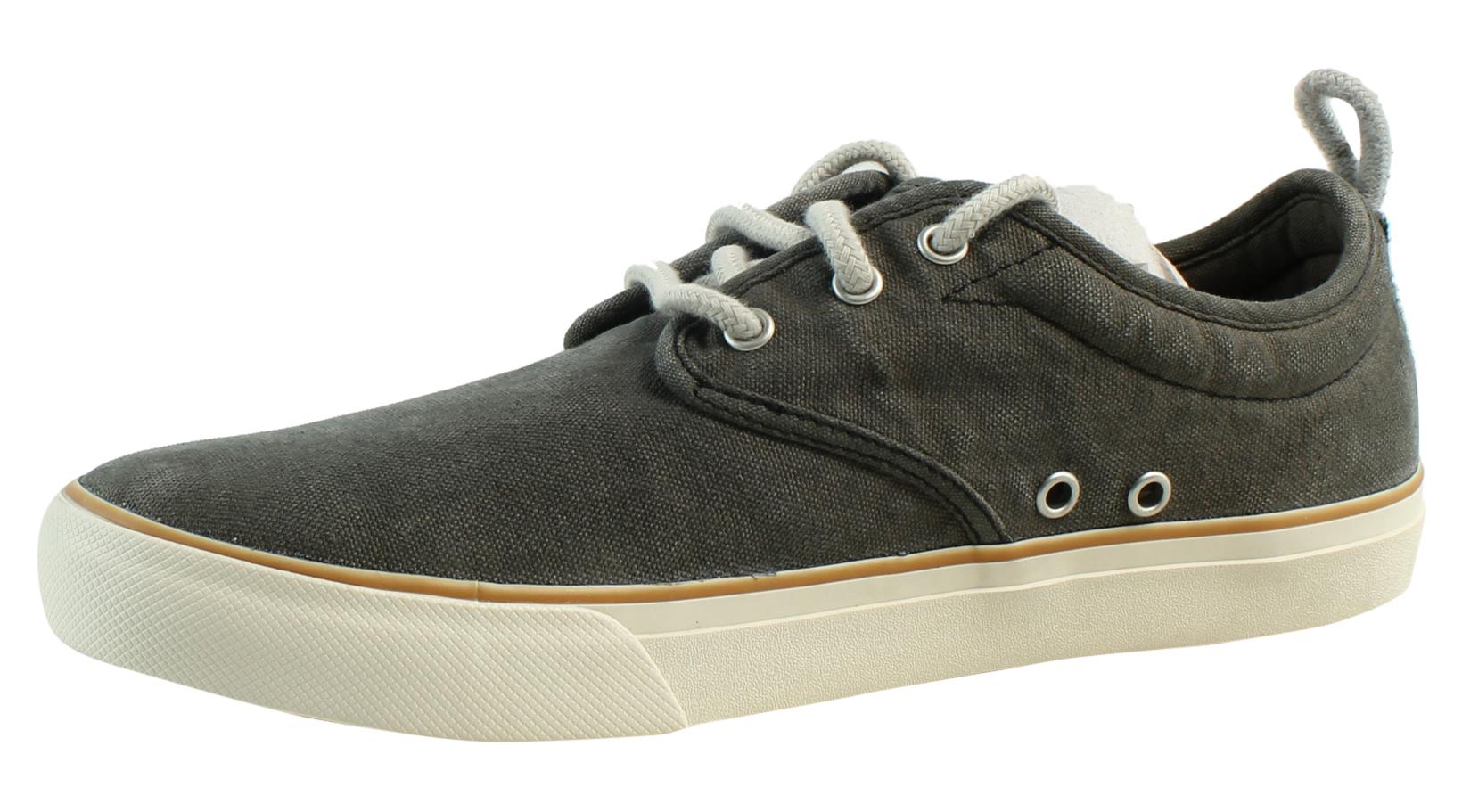 sports shoes e3b0e 2da11 ... New Sanuk Mens 1016635 1016635 1016635 WashedBlack Fashion Shoes Size 7  e01f59 ...