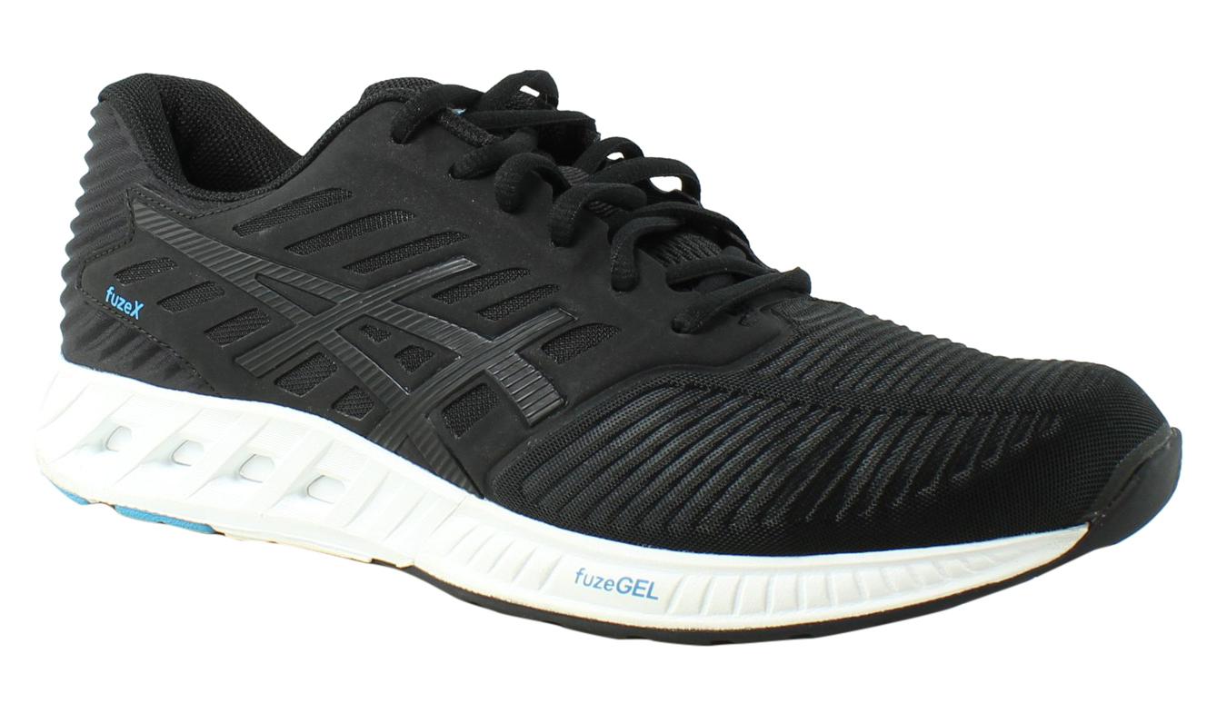 ASICS Mens - Black Running Shoes Size 9 (346685)