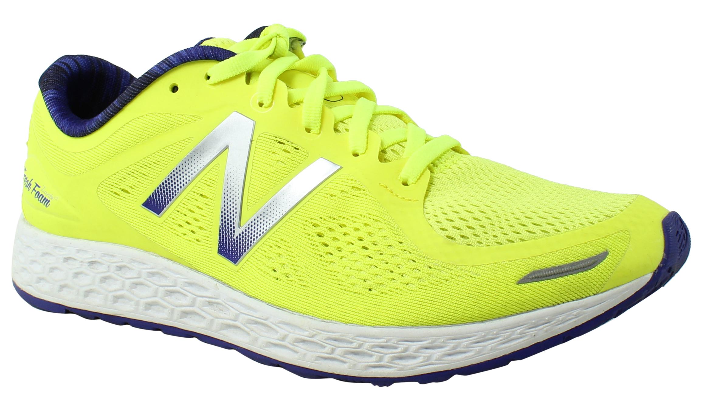 New Balance Yellow Womens - Yellow Balance Running Shoes Size 8.5 (347100) d12348