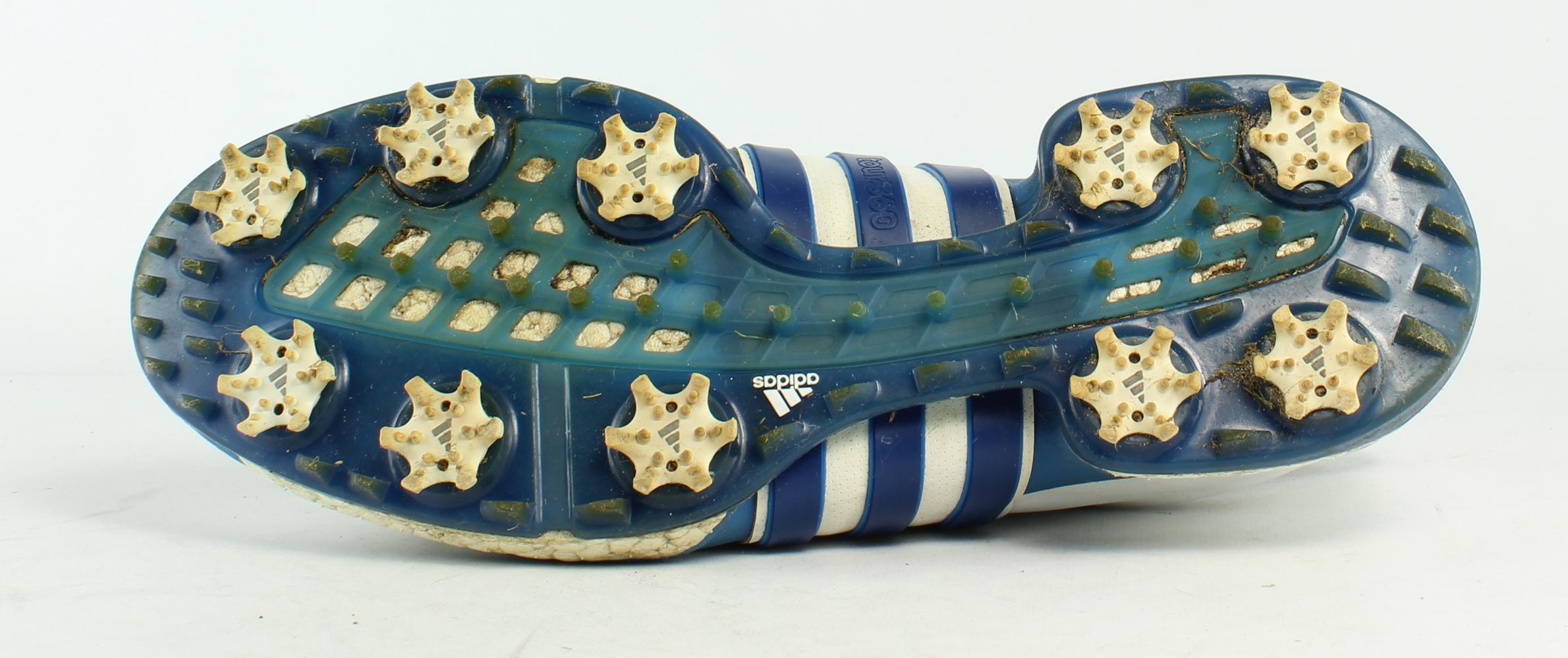 Adidas Uomo - scarpe da da da golf bianca taglia 12 (347368) 669c4b