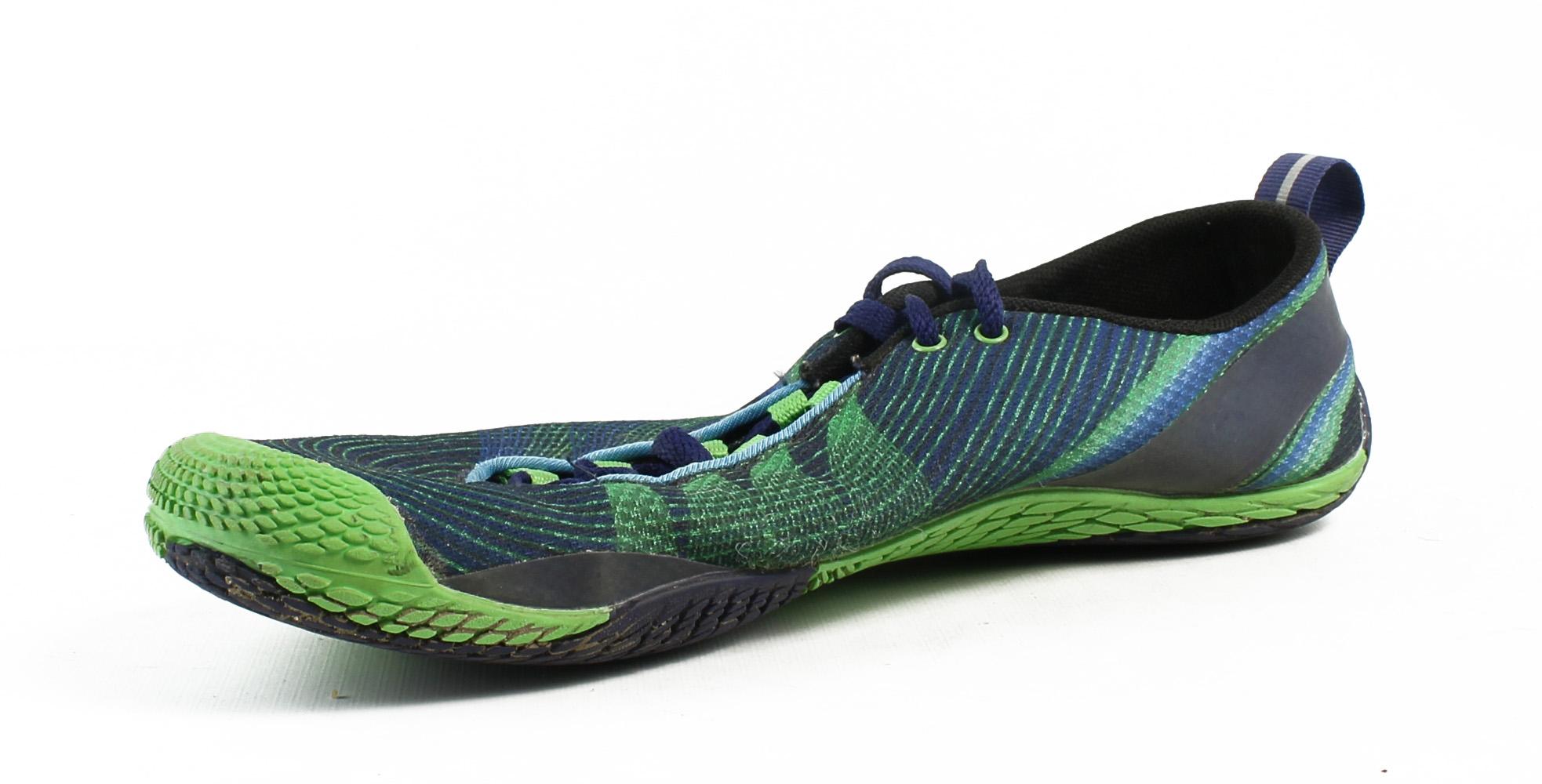96b030fabe26d ... Merrell Mens Vapor Glove Glove Glove 2 Blue Running Shoes Size 8.5  (351577) 847555 ...