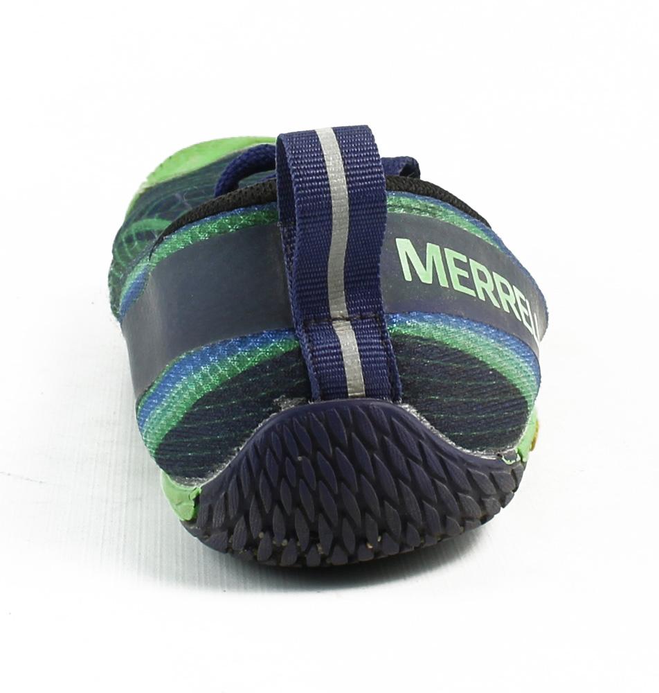 e186c3793f04e ... Merrell Mens Vapor Glove Glove Glove 2 Blue Running Shoes Size 8.5  (351577) 847555 ...