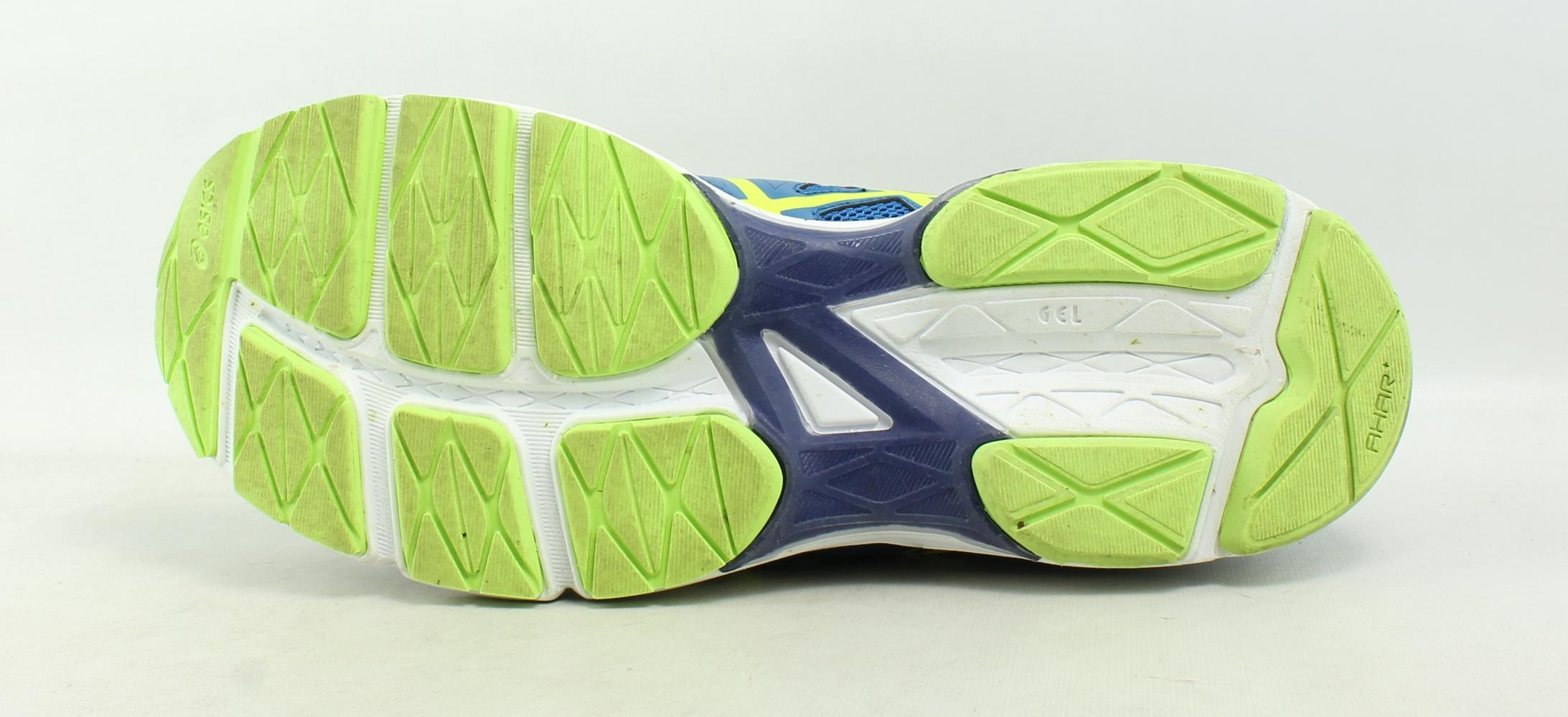 ASICS  ThunderBlau/SafetyYellow/IndigoBlau Uomo Gel Exalt 3 ThunderBlau/SafetyYellow/IndigoBlau  Running Schuhes Größe 9 18e21d
