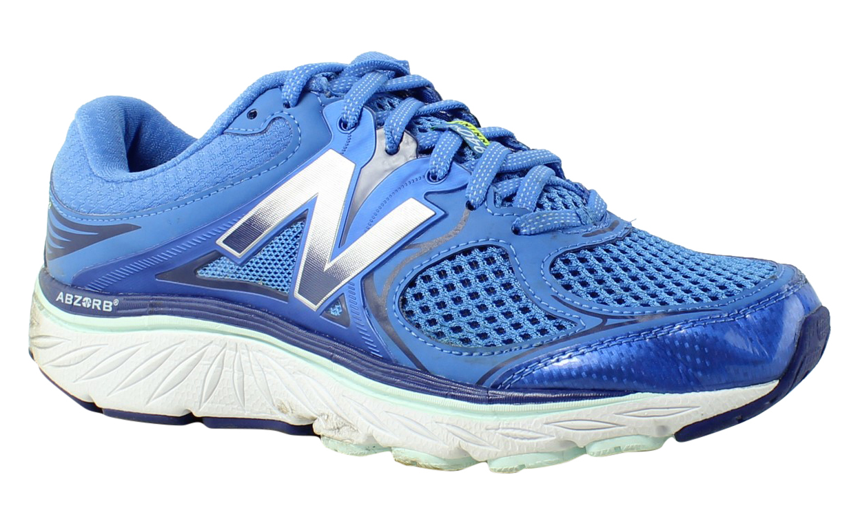 New Balance Womens - Blue Running Shoes Size 7.5 (363017)