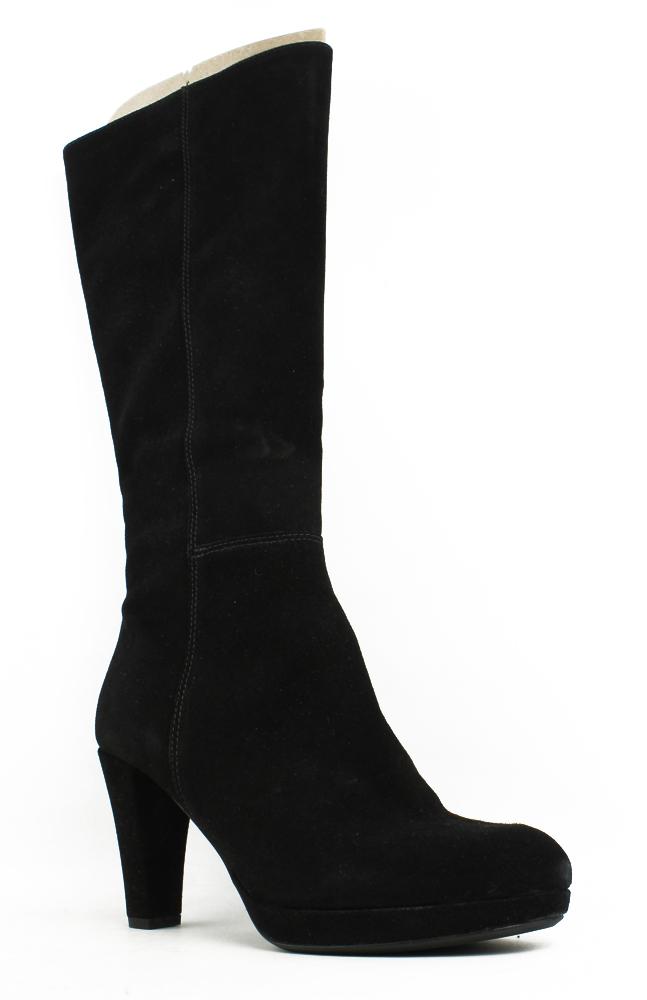 La Canadienne Womens Black Fashion Boots Size 10 (393602)
