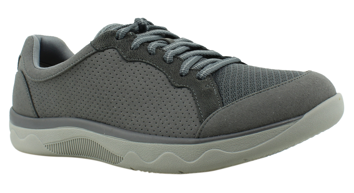 Cloudsteppers By Shoes Clarks Womens - Gray Fashion Shoes By Size 10 (424207) e2e96b