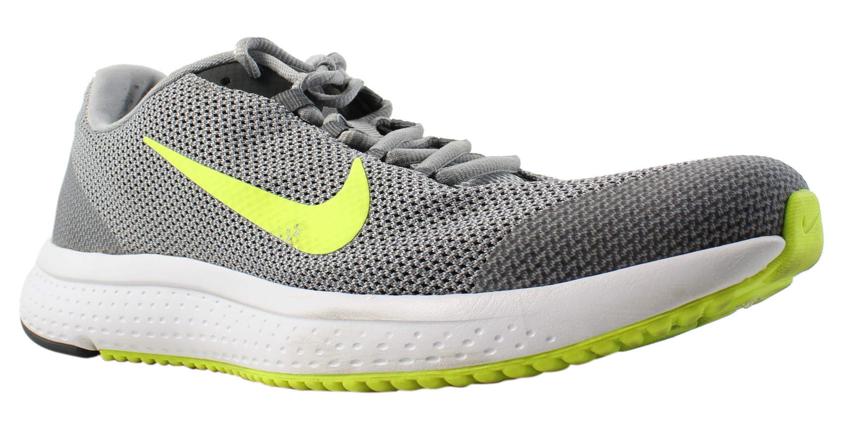Nike Mens - Gray Running Shoes Comfortable
