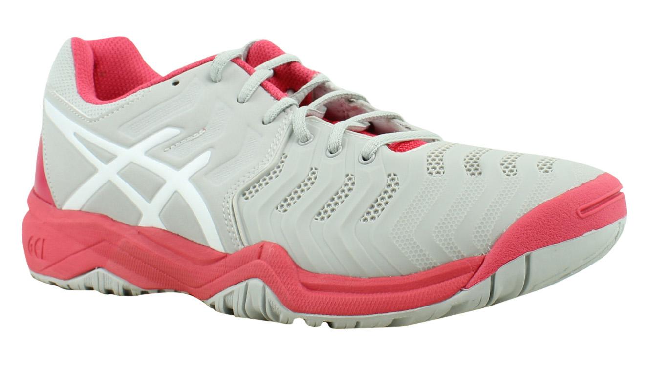 ASICS Damenschuhe C700y.9601 Gray Running Schuhes Größe 6 (424364)