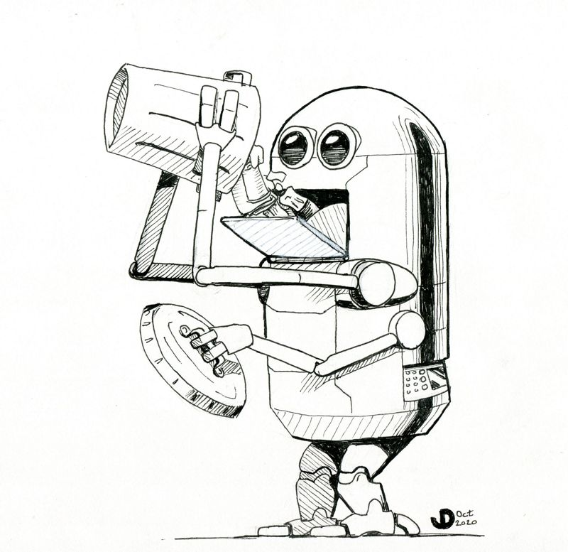 Garbage Collection Robot