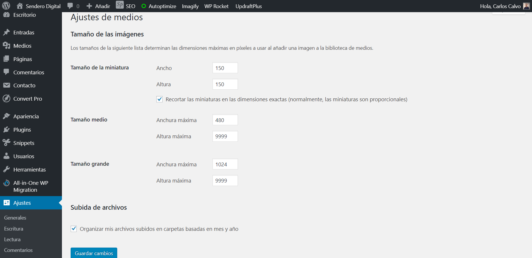 Wordpress-ajustes-medios