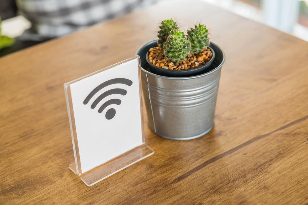 riconfigurazione wifi