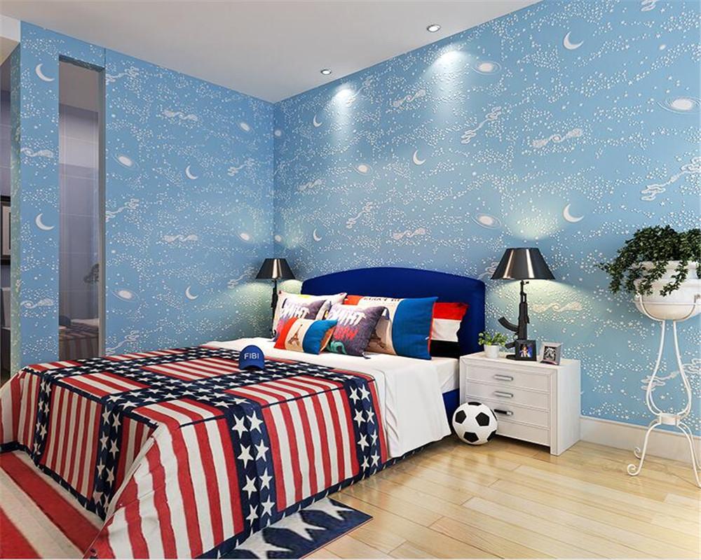 bunda harus tau! 17 ide kreatif interior kamar tidur anak laki laki